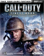 Call of Duty? - Finest Hour Official Strategy Guide de Bart Farkas