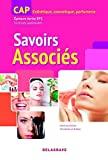 Ep3 épreuve écrite CAP esthétique cosmétique parfumerie by Irène Duchesne (2014-09-19) - Delagrave - 19/09/2014