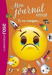 Emoji TM mon journal 11 - Tu me manques... de Catherine Kalengula
