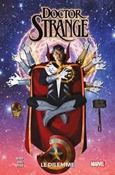 Dr Strange T04 - Le dilemne de Jesus Saiz