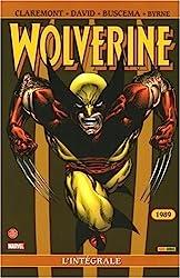Wolverine - L'intégrale 1989 (T02) de Chris Claremont