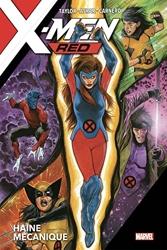 X-Men Red - Haine mécanique de Mahmud Asrar