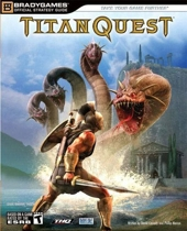 Titan Quest Official Strategy Guide de BradyGames