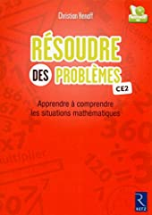 Résoudre des problèmes (Fichier + CD-Rom) de Christian Henaff