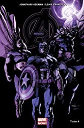 Avengers marvel now - Tome 04 de HICKMAN-J+YU-LF