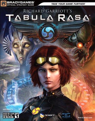 Richard Garriott's Tabula Rasa Official Strategy Guide
