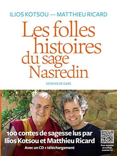 Les folles histoires du sage Nasredin (+CD)