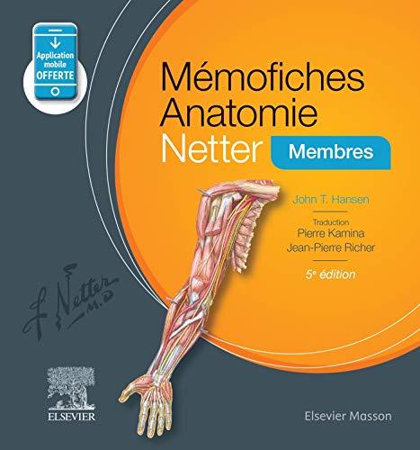 Mémofiches Anatomie Netter
