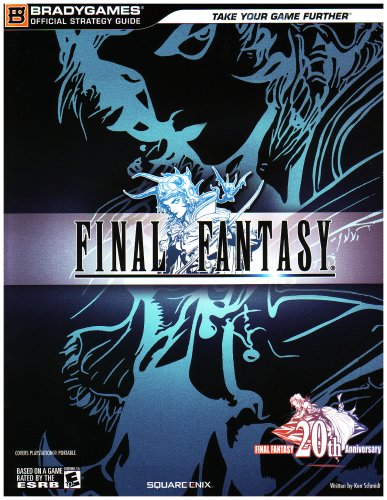 FINAL FANTASY(r) Official Strategy Guide