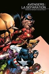 Avengers - La Separation de David Finch