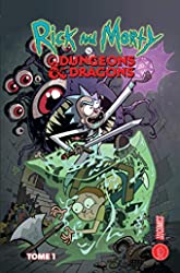 Rick & Morty VS. Dungeons & Dragons de Patrick Rothfuss