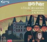 Harry Potter a l'Ecole des Sorciers CD - Gallimard Jeune - 07/06/2007