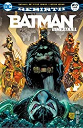 Batman Rebirth (Bimestriel) 10 de Tom King