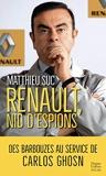 Renault, nid d'espions - Le livre qui révèle la face cachée de Carlos Ghosn (HarperCollins Poche) - Format Kindle - 7,99 €