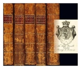 Camilla - Or, A picture of youth / By the author of Evelina and Cecilia. Complete in five volumes ...
