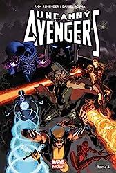 Uncanny avengers - Marvel Now ! Tome 04 de REMENDER-R+ACUNA-D
