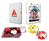 Promare [Édition Collector Limitée [Combo Blu-Ray + DVD]