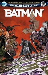 Batman Rebirth 15 Tim Drake n'est pas mort ! de Tom King