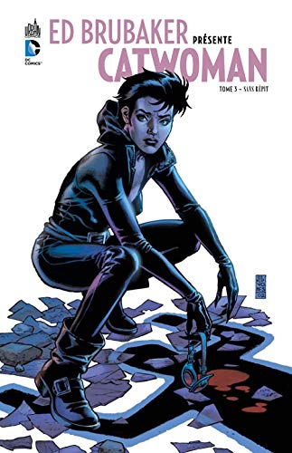 Ed Brubaker présente Catwoman tome 3