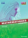 Sigma Mathématiques 1re Bac ST2S - Foucher - 09/05/2012
