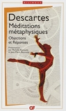 Meditations Metaphysiques (French Edition) by Rene Descartes(1984-07-11) - Editions Flammarion - 11/07/1984
