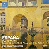 España - Albeniz, Falla, Granados, Mompou, Turina