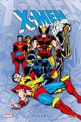 X-Men - L'intégrale 1982 (T06) de Chris Claremont