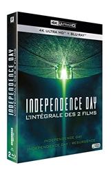 Independence Day - Resurgence [4K Ultra Blu-Ray + Digital HD]