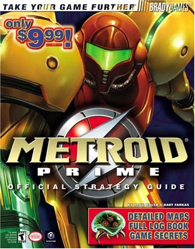 Metroid® Prime Official Strategy Guide
