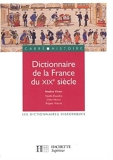 Dictionnaire de la France du XIXème siècle