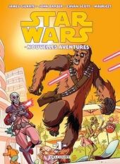 Star Wars - Nouvelles Aventures Tome 1 de James Gilarte