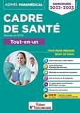 Concours Cadre de santé - Entrée en IFCS - Tout-en-un - Concours 2022-2023 (2021)
