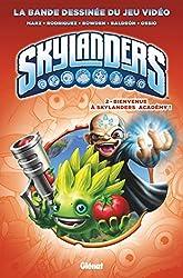 Skylanders - Tome 02 - Bienvenue à Skylanders Academy ! de Ron Marz