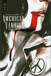 American Vampire intégrale tome 4 de Snyder Scott