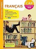 Les nouveaux cahiers - FRANCAIS CAP - Ed. 2020 - Livre élève