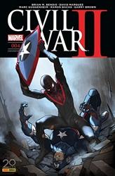 Civil War II n°4 (couverture 1/2) de Brian M. Bendis