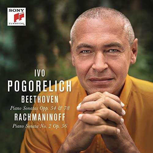 Beethoven Opp. 54 & 78-Rachmaninoff