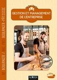 Gestion et management de l'entreprise - BP Boulanger & Bac Pro Boulanger-Pâtissier