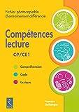 Compétences lecture by Françoise Bellanger (2005-03-01) - RETZ - 01/03/2005