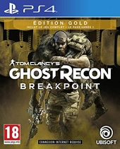 Ghost Recon - Breakpoint - Edition Gold PS4