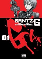 Gantz G - Tome 1 de Hiroya Oku