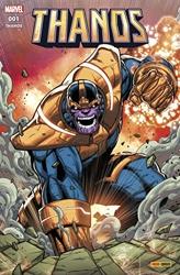 Thanos (fresh start) N°1 de Tini Howard