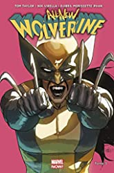 All-new Wolverine - Tome 03 de Tom Taylor