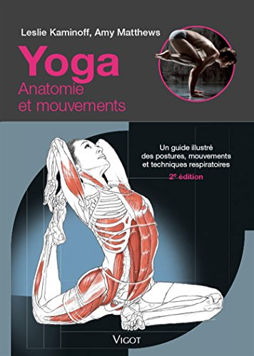 Yoga Anatomie Et Mouvements Ned