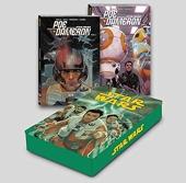 Coffret métal Star Wars - Poe Dameron T01 et T02 de Charles Soule