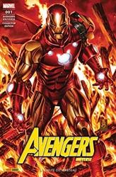 Avengers Universe N°01 (Variant - Tirage limité) d'Ed McGuinness