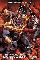 Avengers - Time Runs Out T02 : La chute des dieux de Jonathan Hickman