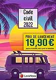 Code civil 2022 - Jaquette Purple Van