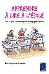 Apprendre à lire à l'école de Roland Goigoux