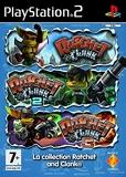 Triple Pack - Ratchet & Clank 1 - 2 & 3